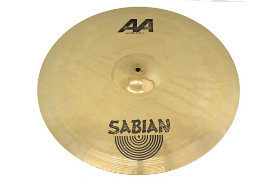 "Used Sabian 21"" AA Bash Ride (2332g)"