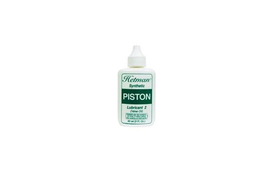 Hetman 2 Piston Lubricant / Valve Oil | H2-P-60 | Heid Music
