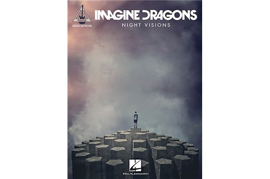 Imagine Dragons Guitar Tab Book Night Visions