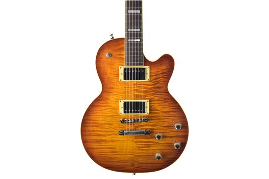 Used Guild Bluesbird Electric Guitar (Iced Tea Burst)