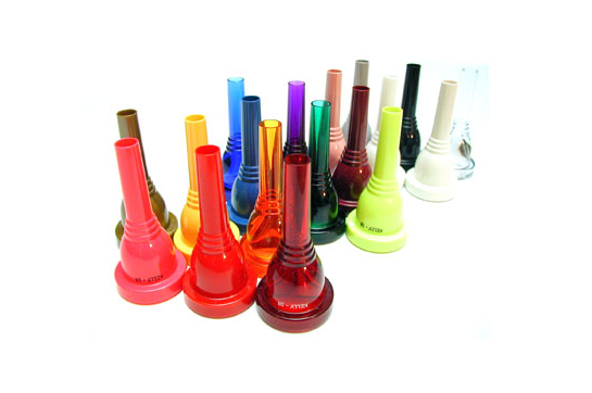 Kelly Plastic Mouthpiece, French Horn Medium Cup