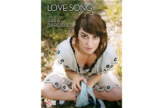 Love Song Sara Bareilles Piano Vocal Guitar Sheet Music Heid