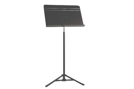 Great traveling stand.  The Manhasset Voyager Music Stand is perfect for touring musicians or groups