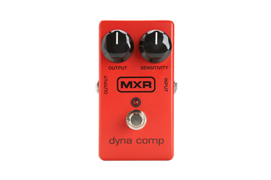 MXR M102 Dyna Comp® Compressor Guitar Effects Pedal Heid Music
