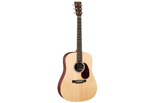 Martin DX1AE Acoustic-Electric Guitar front