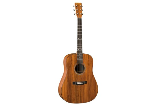 Martin DXK2AE Acoustic-Electric Guitar front