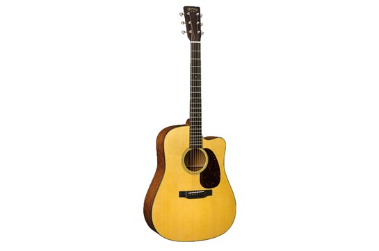 Martin DC-18E Acoustic / Electric Guitar