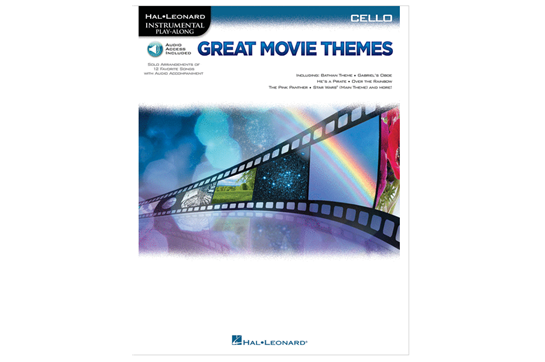 Great Movie Themes (Cello)