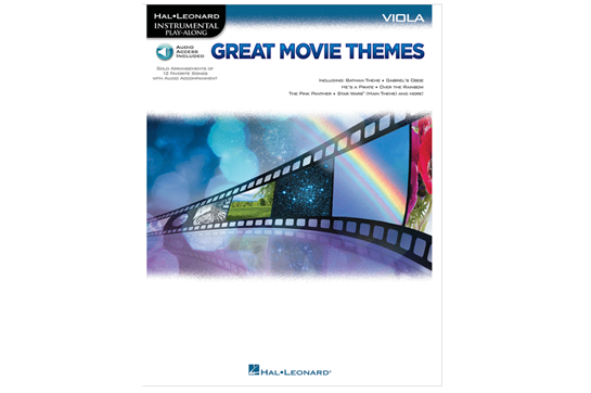 Great Movie Themes (Viola)