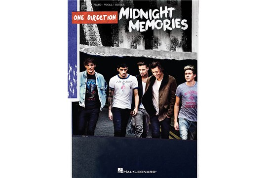 One Direction - Midnight Memories Piano / Vocal / Guita
