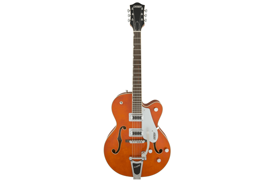 gretsch g5420t electromatic hollowbody electric guitar orange heid music. Black Bedroom Furniture Sets. Home Design Ideas