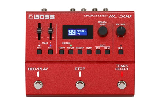 RC-500 Loop Station