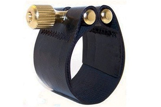 Rovner Dark 2R tenor sax ligature