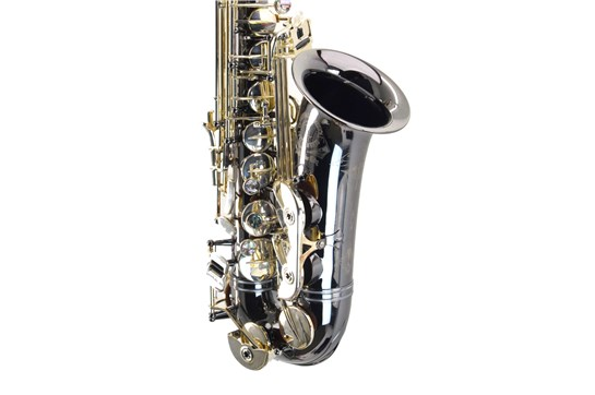 Used Cannonball Sceptyr Alto Saxophone (Black Nickel Body