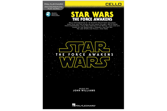 Star Wars: The Force Awakens (Cello)