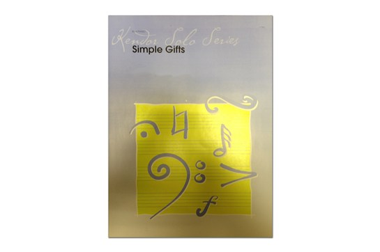 simple gifts clarinet solo 3321b5