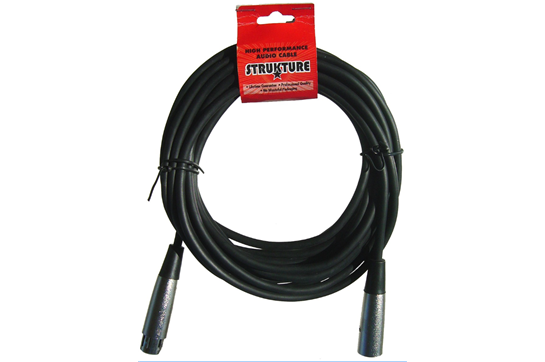 Strukture 20' Microphone Cable