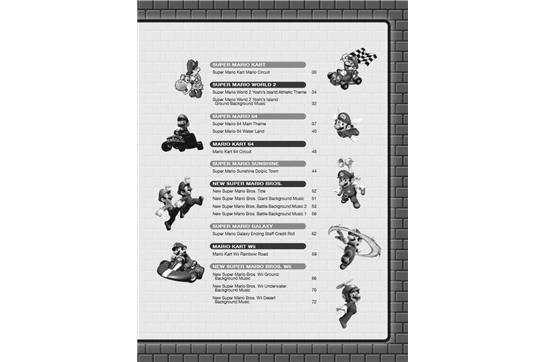 Super Mario™ Series - Easy Piano | Heid Music