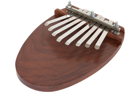 8-Key Flat Back Kalimba