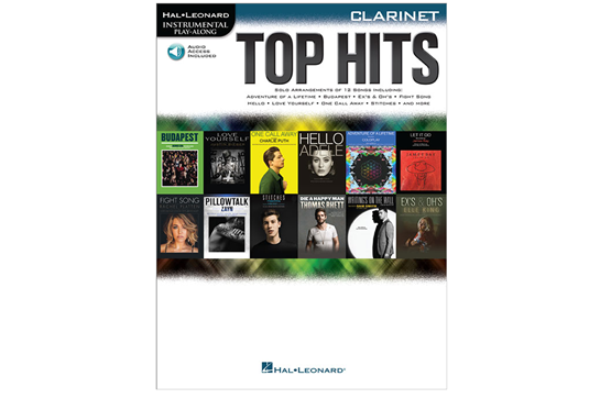 Top Hits (Clarinet)