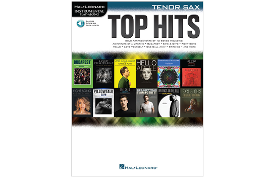 Top Hits (Tenor Sax)