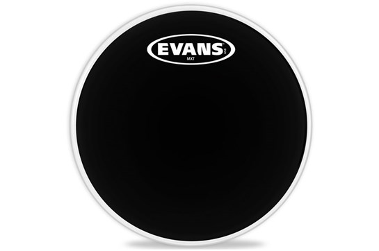 "Evans 6"" MX Black Tenor Head"
