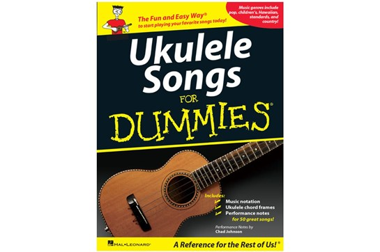 Ukulele Songs For Dummies Heid Music
