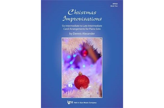 Christmas Improvisations, Book Two