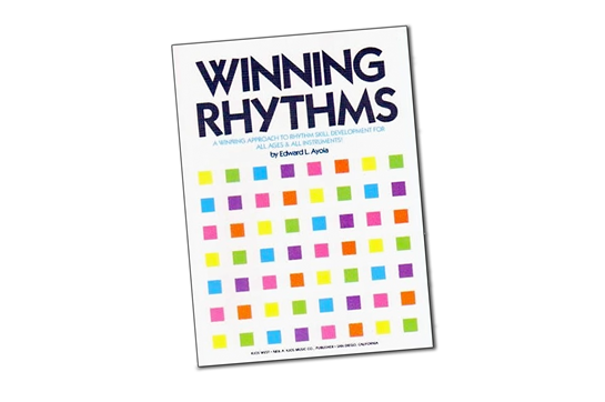 Winning Rhythms by Edward Ayola KJOS