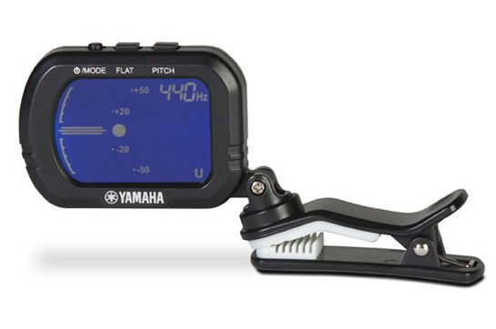 Yamaha GCT1 Clip on Guitar Tuner heidmusic