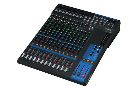 Yamaha Mg16 16 Channel Analog Mixer Heid Music