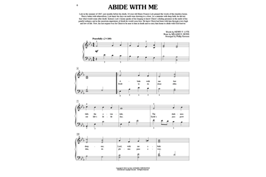 Weekly Worship - 52 Hymns for a Year of Praise (Easy Piano