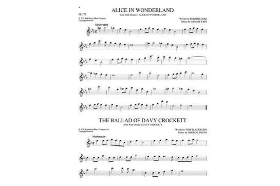 disney instrumental music for classroom