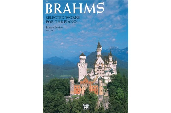 Brahms Selected Works for Piano