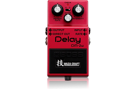 Boss DM-2 Delay Pedal