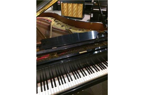 used yamaha grand piano c7 heid music. Black Bedroom Furniture Sets. Home Design Ideas
