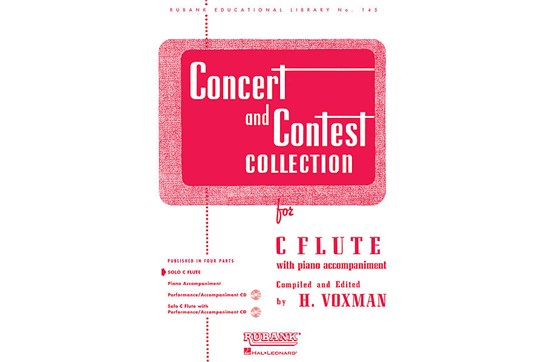 Concert and Contest Collection – C Flute