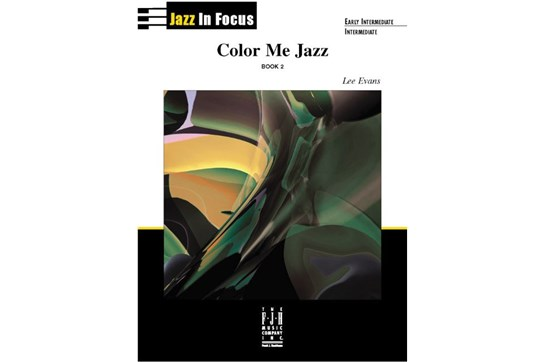 Color Me Jazz, Book 2