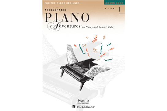 Piano Adventures Older Beginner Book 1