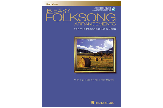 Easy Folksong Arrangements