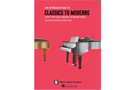 An Introduction to Classics to Moderns