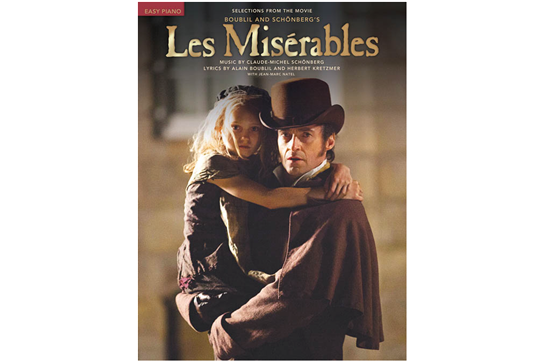 Les Miserables for Easy Piano