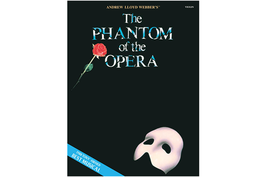 Phantom of the Opera for Violin