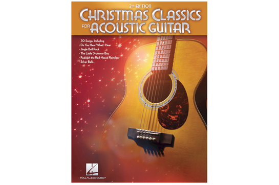 Christmas Classics for Acoustic Guitar