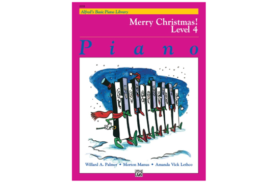 Merry Christmas Book 4