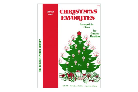 Christmas Favorites, Primer