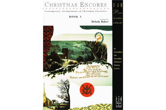 Christmas Encores, Book 1