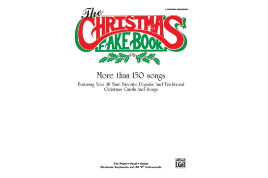 The Christmas Fake Book