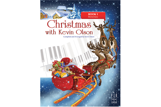 Christams with Kevin Olson Book 1