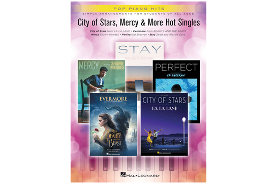 City of Stars, Mercy & More Hot Singles